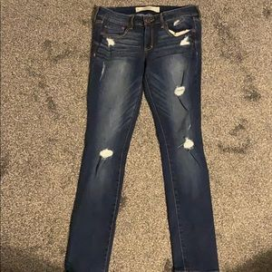 Abercrombie and Fitch Straight Leg Jeans